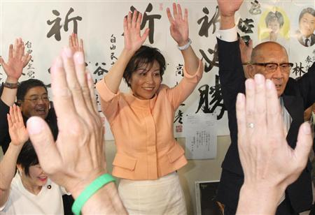 天有不测风云 —日本的政坛风云突变