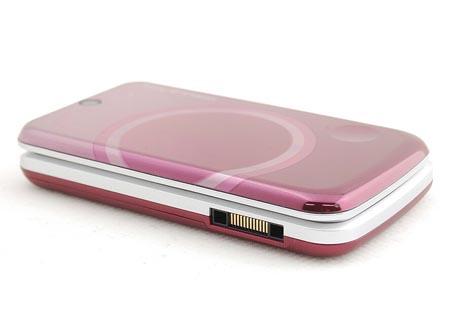 索尼爱立信T707 一款比较畅销的索爱手机