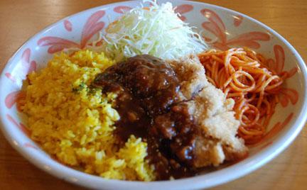 日本大学食堂人气美食大公开
