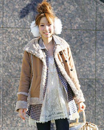 抢看东京街头发型新趋势
