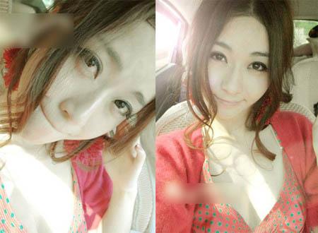 日系美女甜美混搭,超可爱!