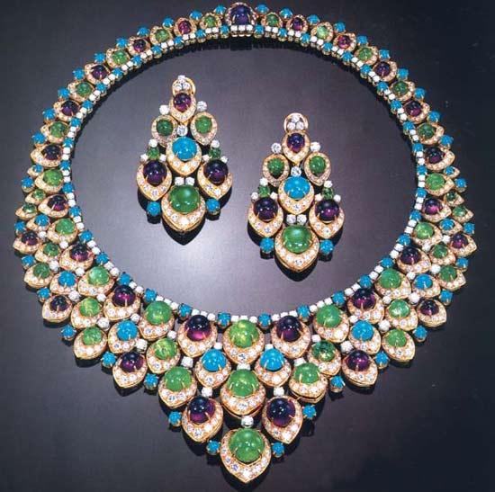 意大利奢侈品牌宝格丽顶级珠宝北京展