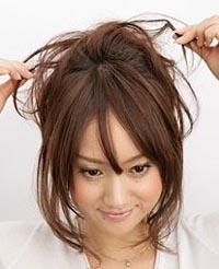 三款束发 让你每天心情靓靓的