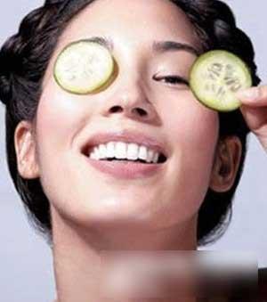 巧用黄瓜DIY 打造清爽水嫩肌肤