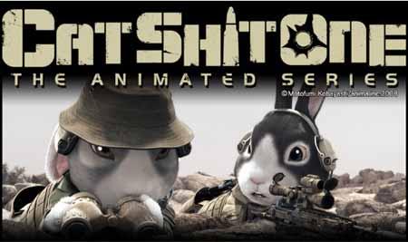 """巨雷还是巨萌 《Cat shit one""""猫屎一号""""》"""