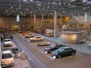 【旅游景点】丰田博物馆