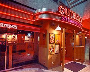 【美食】澳拜客牛排((Outback Steakhouse)名古屋荣店