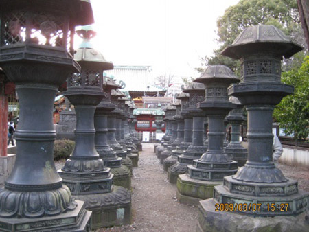 日本的第一座公园 上野公园
