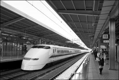 在日本该如何搭乘列车