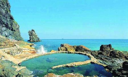 长崎岛原 遍地是温泉