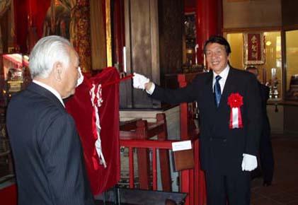 长崎孔庙 日本华侨社会的产物