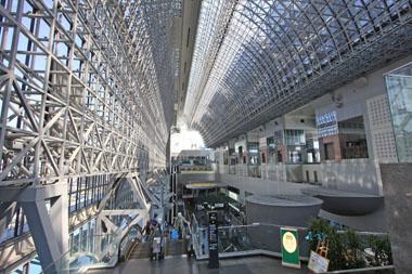 京都站大楼 一览京都
