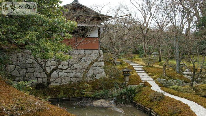 修学院离宫——亲民日本皇家园林