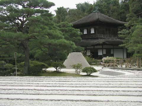 龙安寺 神秘枯山水庭园