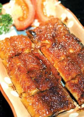 本家柴藤 鳗鱼料理老铺