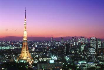 东京铁塔建于