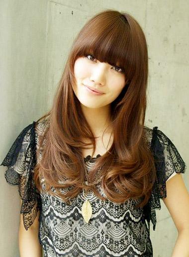 日系染色柔美发型富二代最爱