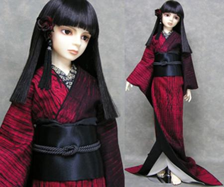 日本和服相关--和服的特点