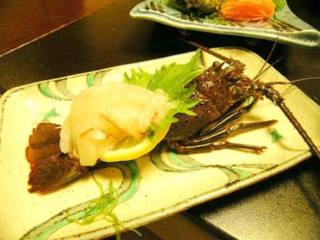 日本长崎旅游不可错过的美食 伊势龙虾
