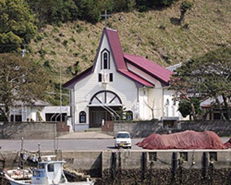 浅子教会堂