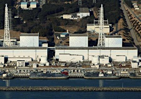 【东日本地震】福岛一号核电站二号机组传出爆炸声