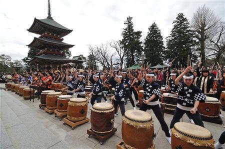 千叶县将举办成田太鼓祭 太鼓演奏者齐聚一堂共鸣太鼓