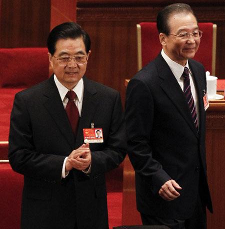 【东日本地震】温家宝总理表示中国将继续对日援助