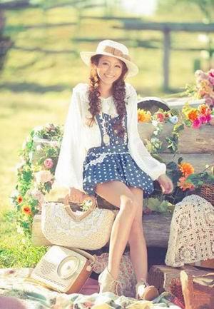 LIZ LISA春夏新品 甜美迷人