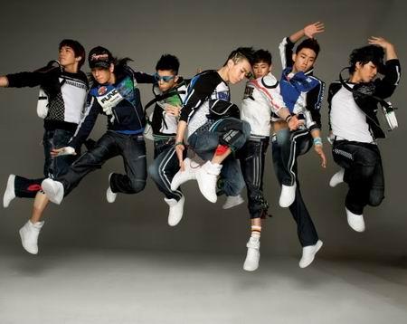 韩国组合2PM即将进军日本乐坛 5月发单曲