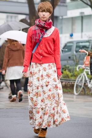 每天都有新惊喜 日本街拍达人秀