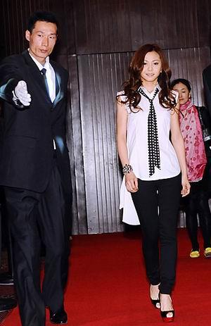 2011北京•TGC时尚盛典启动 仓木麻衣出席揭幕