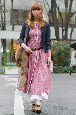 美好春光 浪漫的日本街头风景