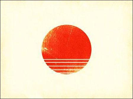 Help Japan!全球设计师日本地震救灾海报(三)