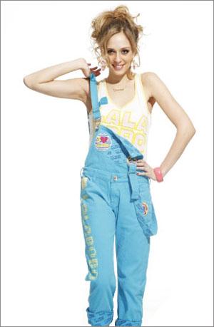 LALABOBO 2011美式休闲系列服饰