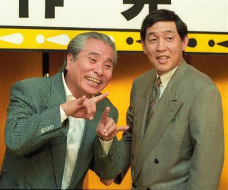 日本笑星坂上二郎因病去世 面对噩耗荻本钦一难掩悲痛