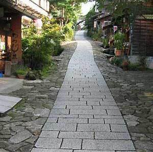到日本女士旅游天堂 体验田园风光过往驿站