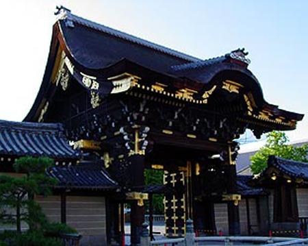 日本世界级遗产——西本愿寺