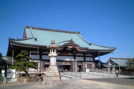 日本唯一无宗教派别的国际寺院——爱知县日泰寺