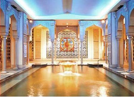 世界级的温泉休闲浴场——SpaWorld 世界大温泉