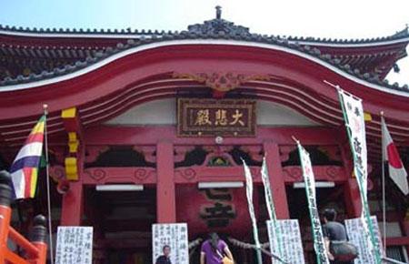 北野山真福寺宝生院——大须观音寺