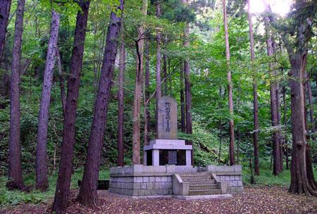 国家天然纪念物公园——圆山公园