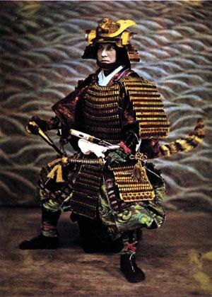 日本的终极精神—武士道