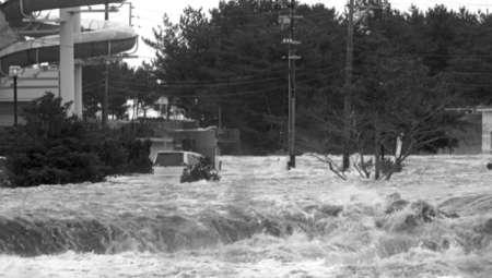 《非诚勿扰》外景地被海水淹没 所幸劫后重生