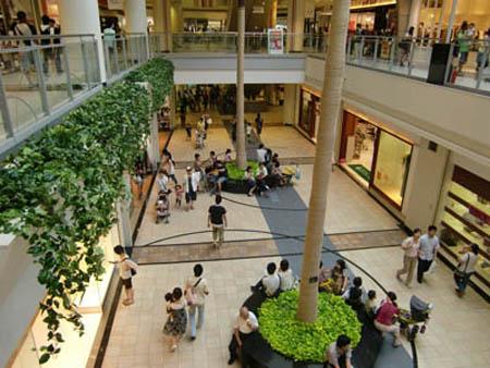 东京LaLaport综合购物中心