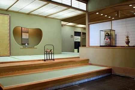 玄关 日本家居中格调最高的神圣场所