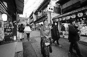 震后3天小长假 日本国民几分纠结 却仍积极的面对未来