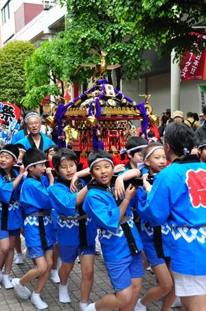 仙台4月到5月的节日庆典