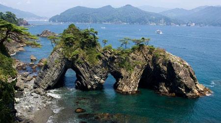 棋石海岸 最想漫步的日本美丽道路