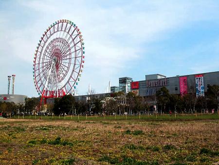 浪漫东京约 Pallete town