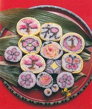 可以大宴群宾的千叶县粗卷寿司